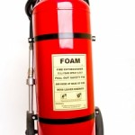 AFFF Foam Trolley Fire Extinguisher in Pakistan