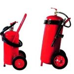 China_Wheeled_Trolley_Fire_Extinguisher-Powder type