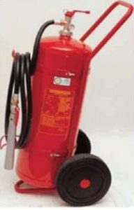 Dry Chemical Powder Fire Extinguishers in Pakistan