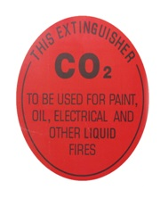Supplier of Fire Extinguisher of CO2