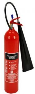 Fire Extinguisher of CO2 5kg 3kg