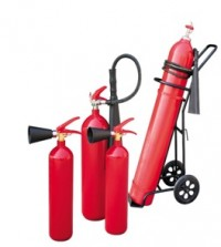 Fire Extinguisher of CO2 fire extinguisher karachi