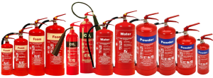 Fire Extinguishers in UAE