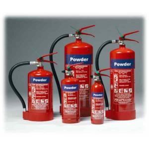 DCP ABC Powder Fire Extinguisher