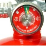 Spare parts of Fire Extinguishers Gauges, hose pipes, dip tubes, valves