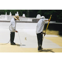chemical waterproofing coating in Pakistan wall water leakage solution