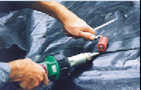 Geomembrane Installer in Pakistan