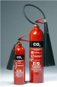 CO2 Fire Extinguisher Suppliers in Pakistan