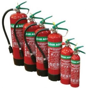 Halotron-fire Extinguisher Suppliers