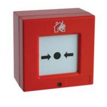 Manual Call point in Pakistan Fire Alarm System