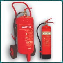 fire extinguisher in Pakistan