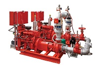 Fire Booster Pump Package supply and installation in Pakistan