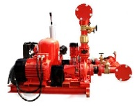Fire Booster pump set