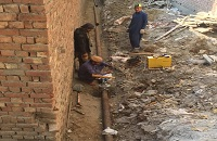 Installation of Fire Hydrant System in Pakistan