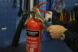 Refilling and Maintenance of Fire Extinguishers in pakistan
