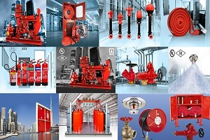 fire fighting equipment companies